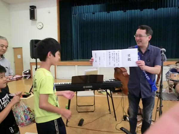 「養護施設の子供たちと音楽にふれあう交流会」報告